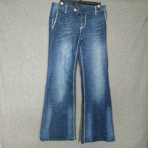 Seven7 Trouser Jeans Womens Size 8 Stretch